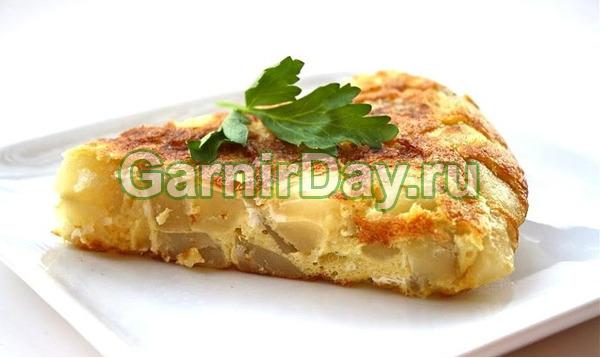Запеченная картошка в духовке с сыром